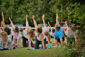 Yoga Kinesi-k® in white
